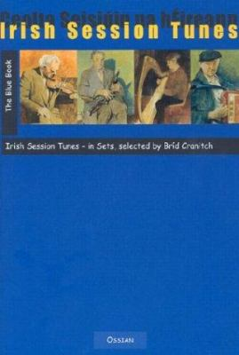 Cover image for Irish Session Tunes : the blue book