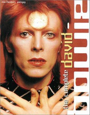 Cover image for The complete David Bowie