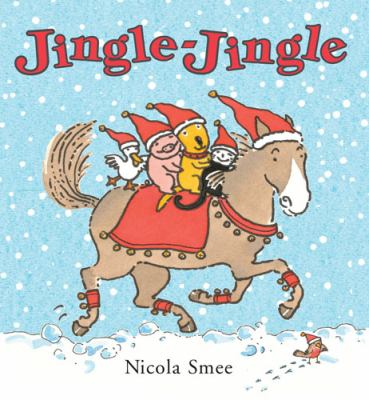 Cover image for Jingle jingle