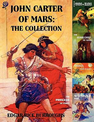 Cover image for John Carter of Mars : the collection