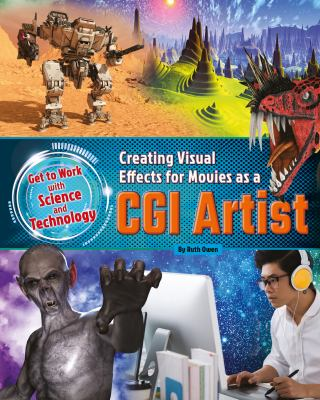 Cover image for Creating visual effects for movies as a CGI artist