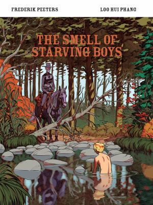 Cover image for The smell of starving boys