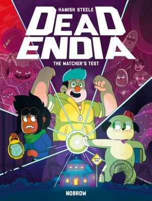 Cover image for DeadEndia : the watcher's test