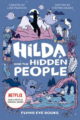 Cover image for Hilda and the hidden people