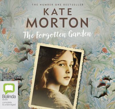 Cover image for The forgotten garden