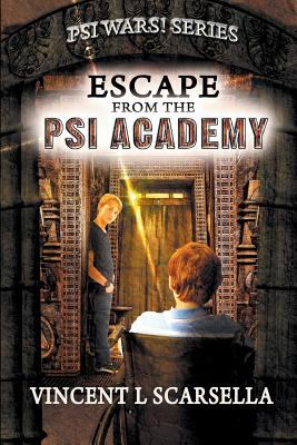 Cover image for Escape from the Psi Academy