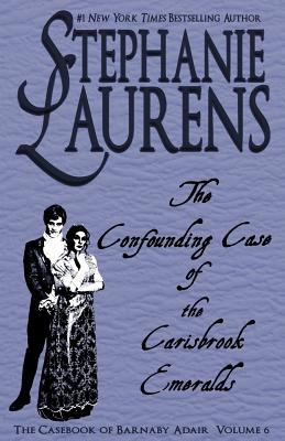 Cover image for The confounding case of the Carisbrook emeralds