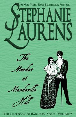 Cover image for The murder at Mandeville Hall