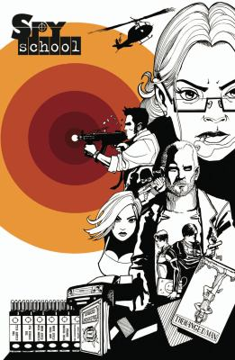 Cover image for Spy school