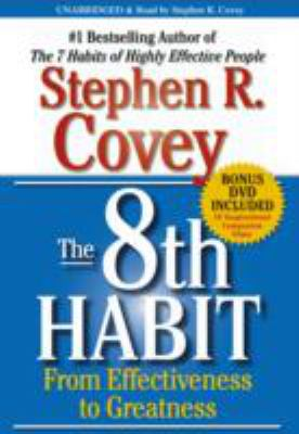 Cover image for The 8th habit [from effectiveness to greatness]