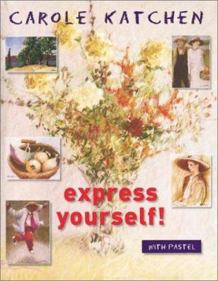 Cover image for Express yourself with pastel