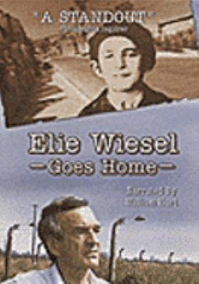 Cover image for Elie Wiesel goes home