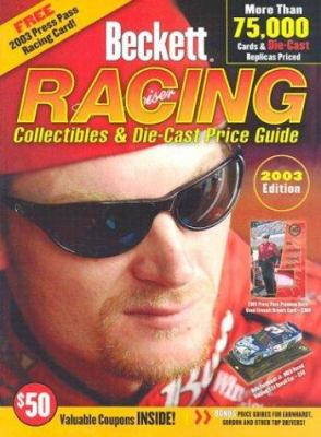 Cover image for Racing price guide and alphabetical checklist. Number 8