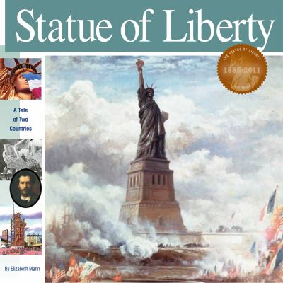 Cover image for Statue of Liberty : a Wonders of the world book : Liberty, enlightening the world