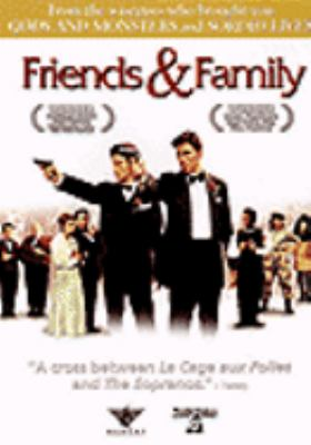 Cover image for Friends & family