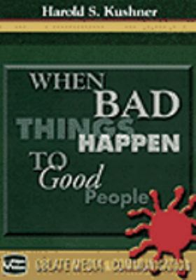 Cover image for When bad things happen to good people