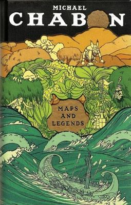 Cover image for Maps and legends : reading and writing along the borderlands