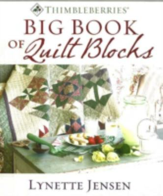 Cover image for Thimbleberries big book of quilt blocks
