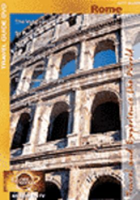 Cover image for Rome city guide