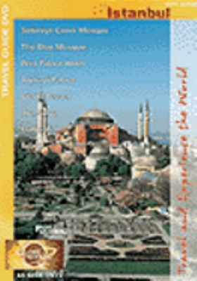 Cover image for Istanbul