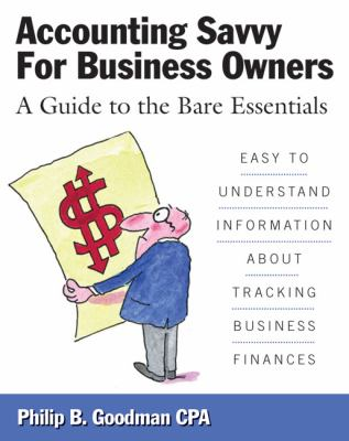 Cover image for Accounting savvy for business owners