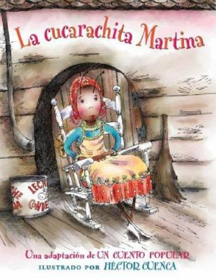 Cover image for La cucarachita Martina : adaptación de un cuento popular