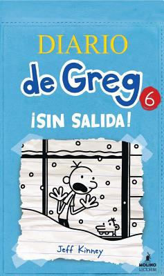Cover image for Diario de Greg : ¡Sin salida!