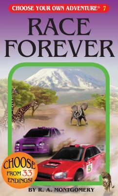 Cover image for Race forever