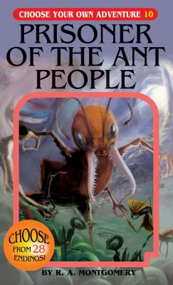 Cover image for Prisoner of the Ant People