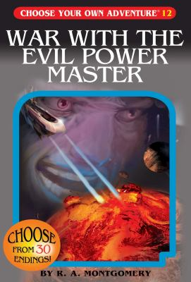 Cover image for War with the Evil Power Master