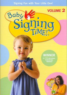 Cover image for Baby signing time!. Vol. 2, Here I go