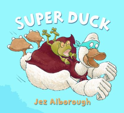 Cover image for Super Duck