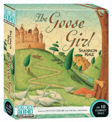 Cover image for The goose girl