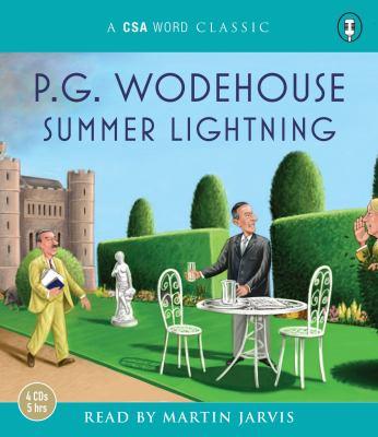 Cover image for Summer lightning