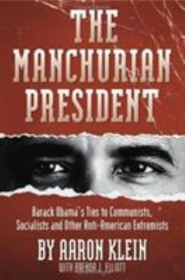 Cover image for The Manchurian president