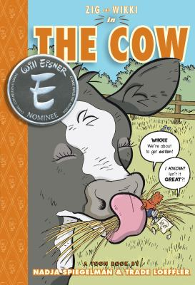 Cover image for Zig and Wikki in The cow : a TOON book