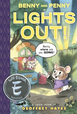 Cover image for Benny and Penny in Lights out! : a Toon book