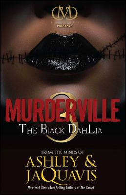 Cover image for Murderville 3 : the black dahlia