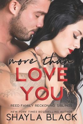Cover image for More than love you