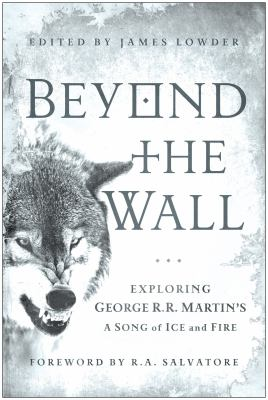 Cover image for Beyond the wall : exploring George R.R. Martin's A song of ice and fire, from A game of thrones to A dance with Dragons