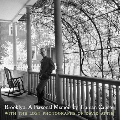 Cover image for Brooklyn : a personal memoir : with the lost photographs of David Attie