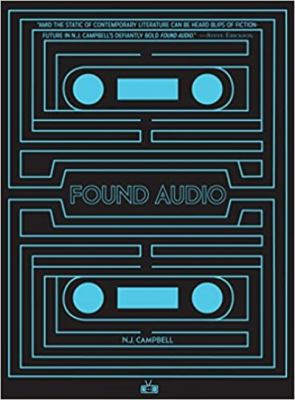 Cover image for Found audio : a novel