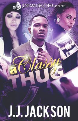 Cover image for A classy thug