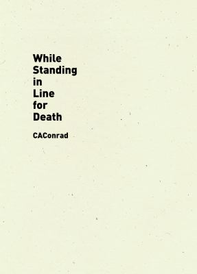 Cover image for While standing in line for death