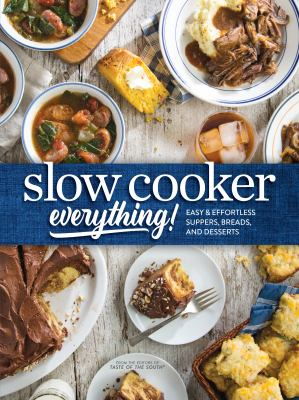 Cover image for Slow cooker everything!