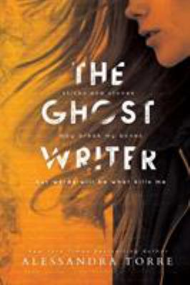 Cover image for The ghostwriter