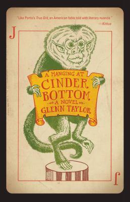 Cover image for A hanging at Cinder Bottom : a novel