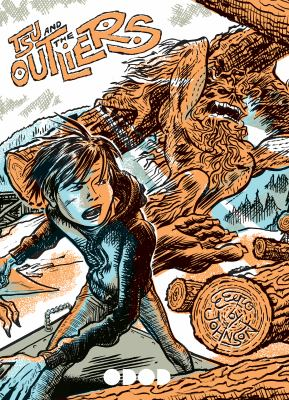 Cover image for TSU and the outliers