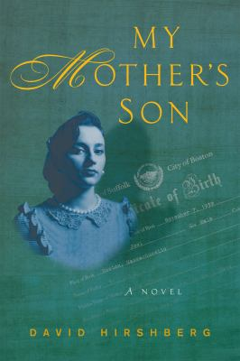 Cover image for My mother's son : a novel