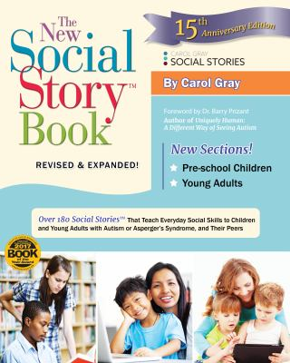 Cover image for The new social story book